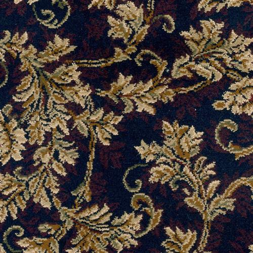Earnest Collection - Scroll Aubergine