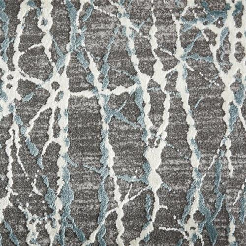 Sound Waves in Spa - Carpet by Stanton