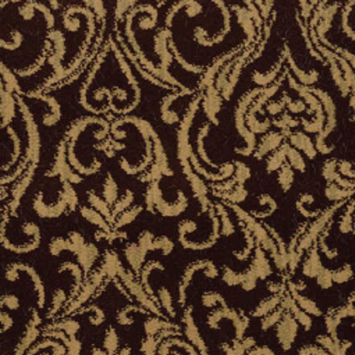 Stanton/royal Dutch in Plum - Carpet by Stanton