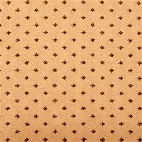 Earnest Collection  Royal Crowne in Latte - Carpet by Stanton