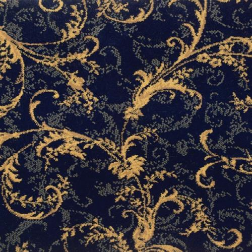 Lake Constance in Navy - Carpet by Stanton