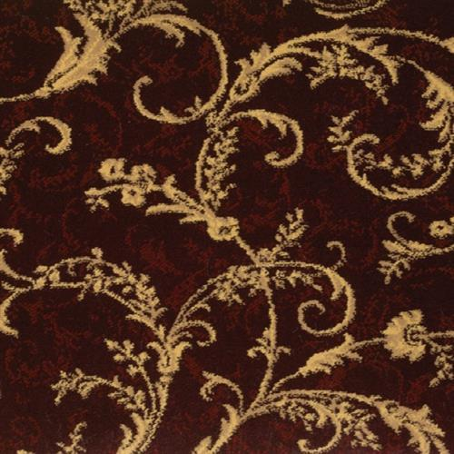 Lake Constance in Plum - Carpet by Stanton