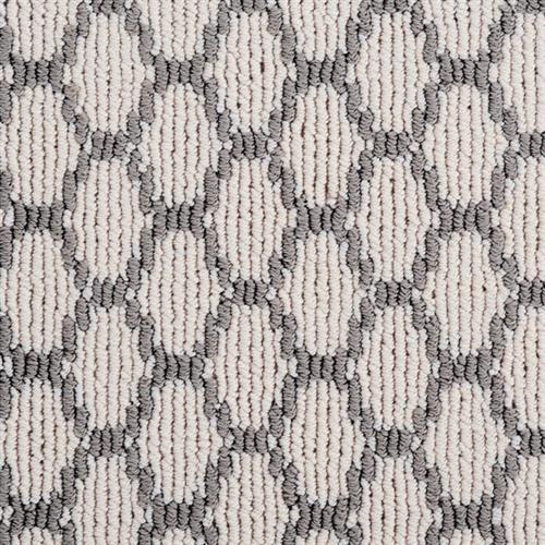 Pioneer Interlock in Antique Silver - Carpet by Stanton