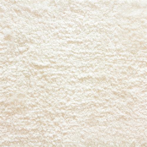 Avantgarde - Shaggy Posh Bleach White