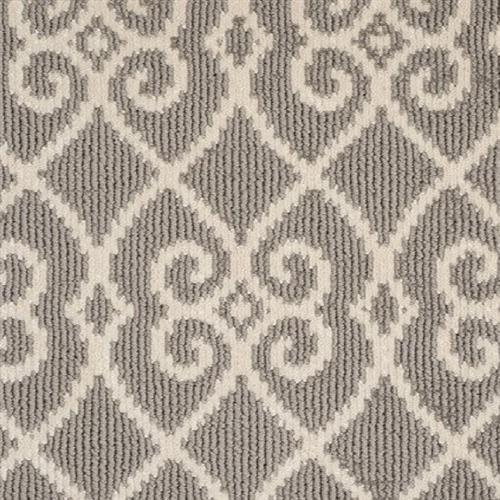 Atelier Icon  Legend Links in Grey Pearl - Carpet by Stanton