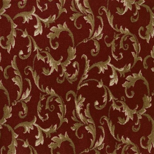 DA VINCI Pompeii Red 24892