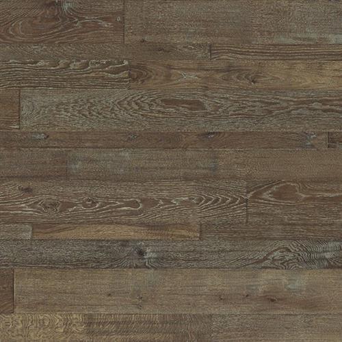 Flagstone European Oak Chimney