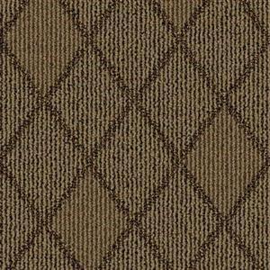 Carpet Argyle R3080-4518 HotFudge