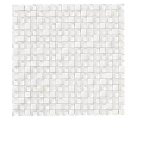 GlassTile SuiteGlass 10206 SnowFlakes