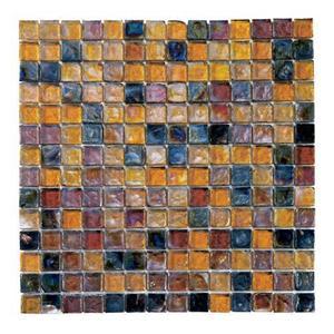 GlassTile RaindropsII 70054 Serengeti