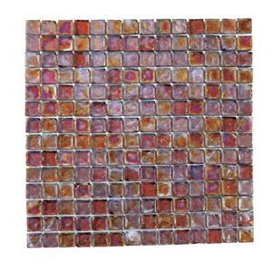 GlassTile RaindropsII 70057 CopperCanyon