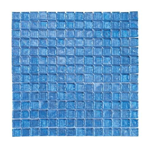 Raindrops II Aruba Blue