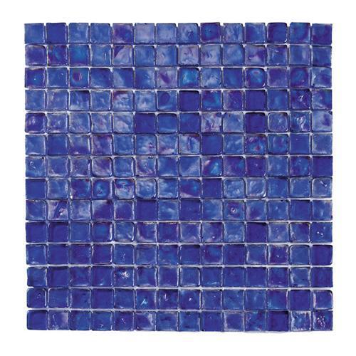 Raindrops II Tahoe Blue