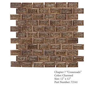 GlassTile Crossroads 72141 Charmed