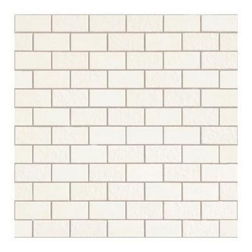 Brick Av White Mix - Rectified