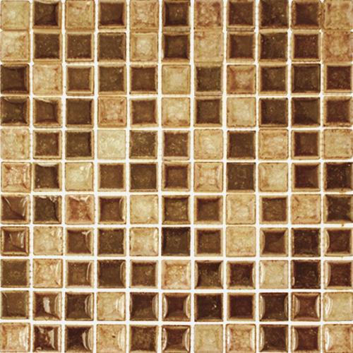 GLASS MOSAICS 1X1 Umbria
