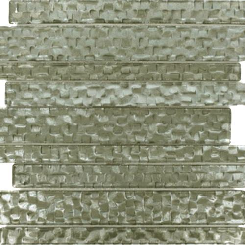 GLASS TILE Tech Gray Planks