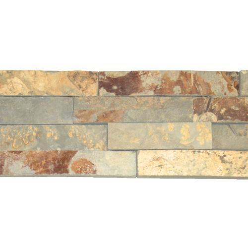 LEDGERSTONE 6X24 Autumn Brown