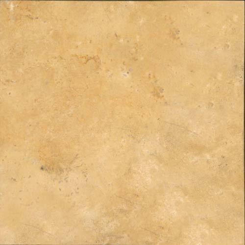 TRAVERTINE 12X12 Gold Honed/Filled
