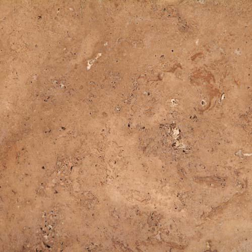 TRAVERTINE 16X16 Noce Tumbled