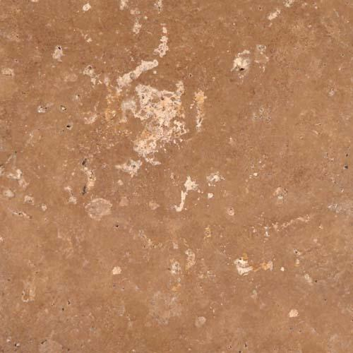 TRAVERTINE 8X8 Noce Tumbled