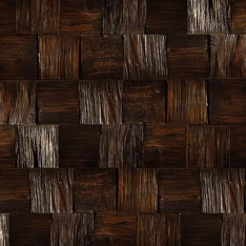 Rowlock Wood Panels Hickory Silverton