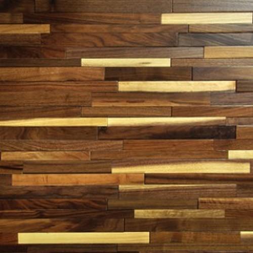Rowlock Wood Panels Walnut Breckenridge