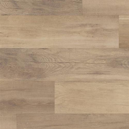 Looselay Longboard Worn Fabric Oak