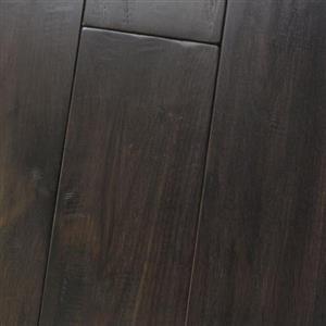 Hardwood AmishSoft-Scraped-Engineered PR-ASSE-BWDK-6 BlackWalnutDusky