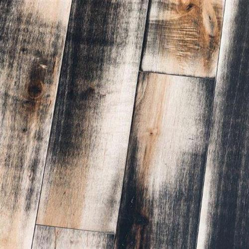 Soho - Solid Hard Maple Black