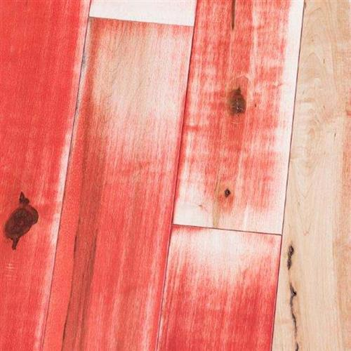 Soho - Solid Hard Maple Red