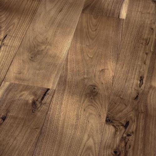Traditional Character - Solid Black Walnut Natural