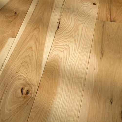 Traditional Character - Solid Hickory Natural