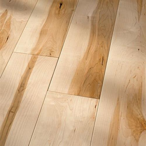 Traditional Character - Solid Hard Maple Natural