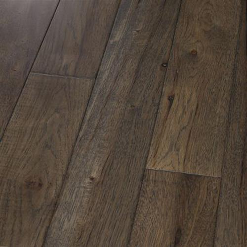 Traditional Character - Engineered Hickory Graphite