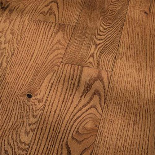 Traditional Character - Engineered Red Oak Saddle