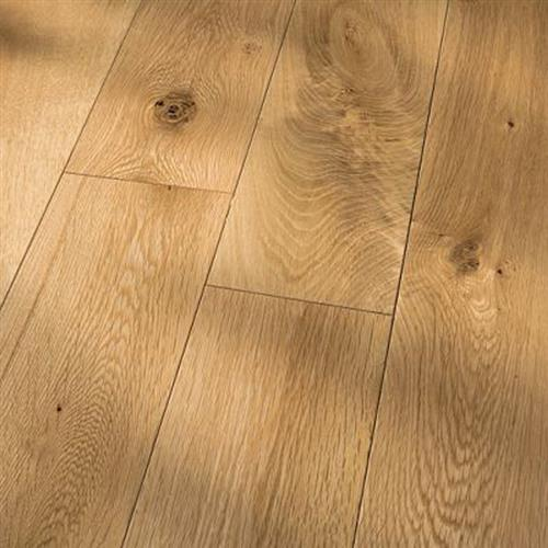 Traditional Character - Engineered White Oak Natural