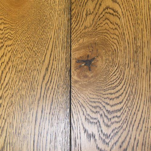 Aesthetics - Engineered White Oak Natural Black Liimed And Wire Brushed