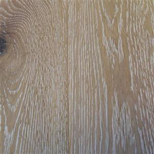 Hardwood Aesthetics-Engineered AE-AEE-WWL-7 WhiteOakNaturalWhiteLimedAndWireBrushed