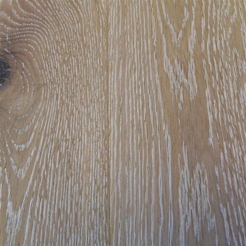 Aesthetics - Engineered White Oak Natural White Limed And Wire Brushed