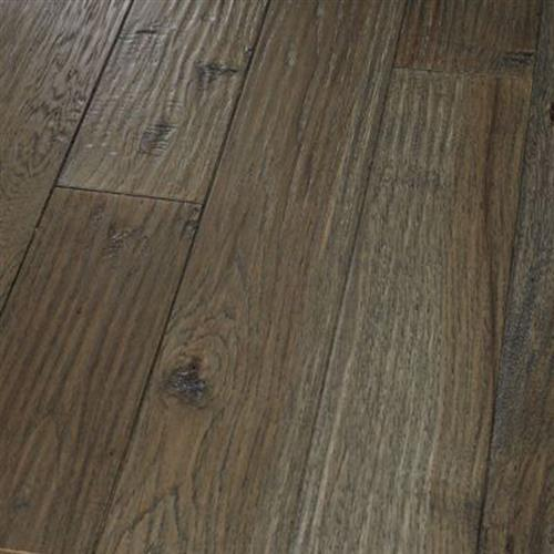 Amish Hand-Scraped - Solid Hickory Graphite