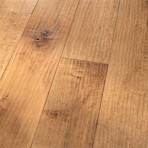 Amish Hand-Scraped - Solid Hard Maple Blush