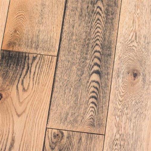 Weathered Oak - Solid White Oak Natural Weathered Black