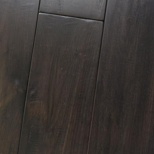 Amish Soft-Scraped - Solid Black Walnut Dusky