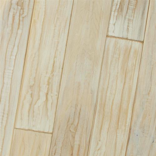 Amish White Washed - Solid Hard Maple Natural - White Washed