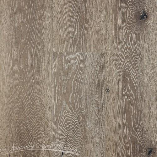 The Medallion Collection in Antique White - Hardwood by Naturally Aged Flooring