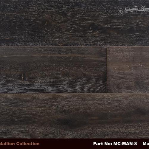 The Medallion Collection in Manhattan - Hardwood by Naturally Aged Flooring