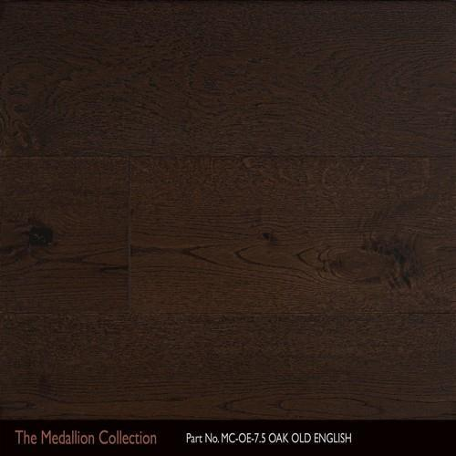 The Medallion Collection in Old English - Hardwood by Naturally Aged Flooring