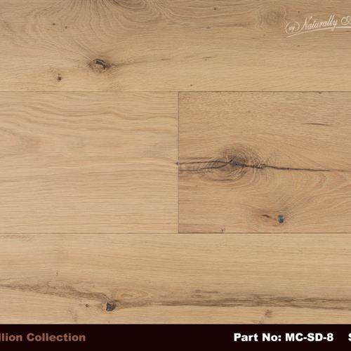 The Medallion Collection in Sand Dune - Hardwood by Naturally Aged Flooring
