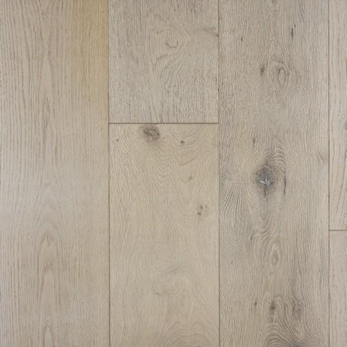 The Medallion Collection in Speckled White - Hardwood by Naturally Aged Flooring